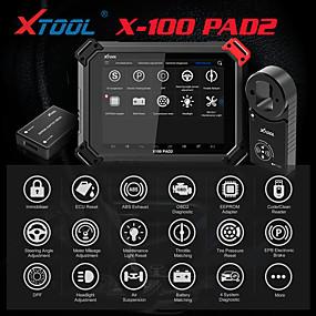 hesapli Yerel depo-xtool x-100 pad2 pro obd2 anahtar programcı obd2 immobilizer özel fonksiyonlar vw 4th ile uzman& gerçekten de 5