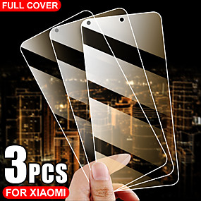 No Retail Package GzPuluz Glass Screen Protector 50 PCS Non-Full Matte Frosted Tempered Glass Film for Xiaomi Mi 8 Explorer