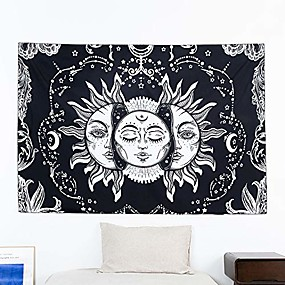 cheap Wall Tapestries-psychedelic art tapestry for wall hanging, wall fabric for bedroom, wall blankets for bedroom trippy, hippie tapestry for living room