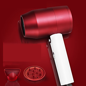 cheap Hair Dryers-Home Negative Ion Hair Dryer Hot and Cold Air Hair Dryer Hammer Shape Hair Dryer