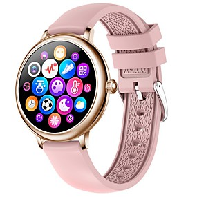 cheap Smart Watches-CF80 Women's Smartwatch Bluetooth Heart Rate Monitor Blood Pressure Measurement Calories Burned Media Control Health Care Stopwatch Pedometer Call Reminder Activity Tracker Sleep Tracker