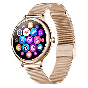cheap Smart Watches-CF80 Women's Smartwatch Bluetooth Heart Rate Monitor Blood Pressure Measurement Calories Burned Media Control Health Care Stopwatch Pedometer Call Reminder Sleep Tracker Sedentary Reminder
