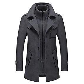 Coat, Men's Jackets & Coats, Search LightInTheBox