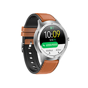 cheap Smart Watches-696 R15 Unisex Smartwatch Smart Wristbands Bluetooth Heart Rate Monitor Blood Pressure Measurement Health Care Camera Control Female Physiological Cycle Pedometer Call Reminder Activity Tracker Sleep