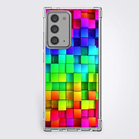 billiga Samsung-fall-Nyhet Fall För Samsung Galaxy S21 Galaxy S21 Plus Galaxy S21 Ultra Unik design Skyddsfodral Stötsäker Skal TPU