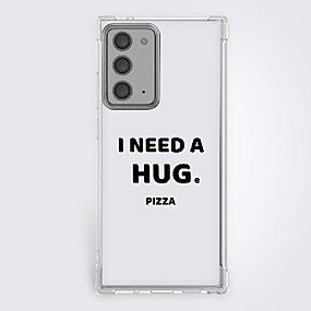 cheap Cases & Covers-quotes sayings case for samsung s20 plus s20 ultra s20 unique design protective case shockproof back cover tpu