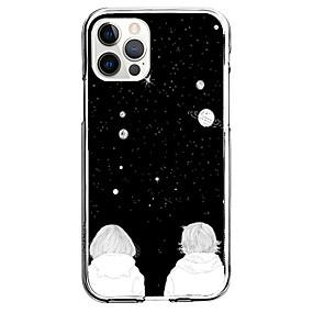 billiga iPhone-fodral-Universum Fall För Äpple iPhone 12 iPhone 11 iPhone 12 Pro Max Unik design Skyddsfodral Stötsäker Skal TPU