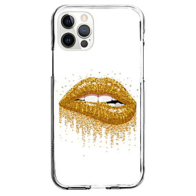cheap Cases & Covers-Novelty Case For Apple iPhone 12 iPhone 11 iPhone 12 Pro Max Unique Design Protective Case and Screen Protector Shockproof Back Cover TPU