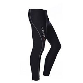 cheap Surfing, Swimming & Diving-Dive&Sail Women's Wetsuit Pants 1.5mm SCR Neoprene Bottoms Thermal Warm Quick Dry Swimming Diving Surfing Scuba