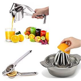 multicolore Utensili da cucina a vapore pieghevole in acciaio inox per verdure frutta TJTJ cibo arancione frutta