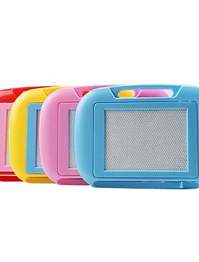 preiswerte Elektronische Lernspielsachen-Mini Magnetic Tablet für Kinder (Random Color)