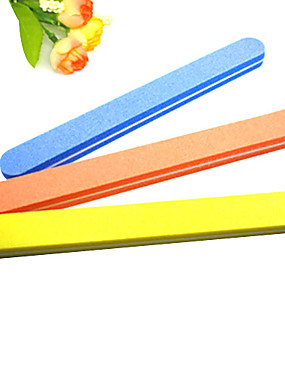 levne Pilníky a pufry-Nail Art Files & Buffers Pro Nehet na ruce Nehet na noze Mini styl nail art manikúra pedikúra Jednoduchý