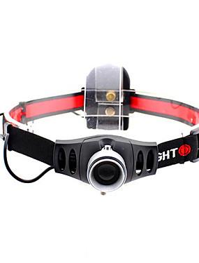 povoljno glava svjetiljke-Svjetiljke za glavu 320 lm LED emiteri 2 rasvjeta mode Multifunkcionalni Biciklizam