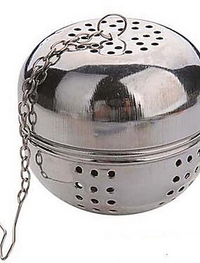 preiswerte Unter 9.9-Multifunktions Tee Durchmesser 5,5 cm Edelstahl Kugelsperr Brüheinheit Sieb Teekessel