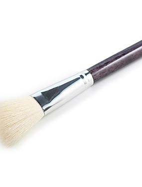preiswerte Vela.yue-Professional Makeup Bürsten Rouge Pinsel 1 Für Reisen Mischen Premium makellos Polieren Tupfen Concealer Ziegenhaarbürste zum Cream Flüssigkeit Puder