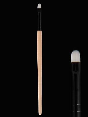 preiswerte Vela.yue-Professional Makeup Bürsten Eyeliner Pinsel 1 Für Reisen Mischen Premium makellos Polieren Tupfen Concealer Künstliches Haar zum Cream Flüssigkeit Puder