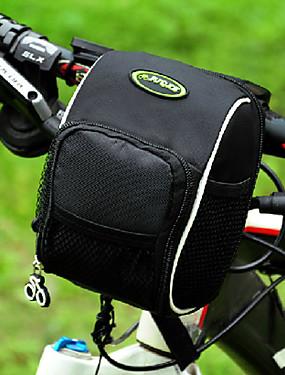 cheap Sports & Outdoors-FJQXZ Bike Handlebar Bag Waterproof Quick Dry Wearable Bike Bag Nylon 600D Polyester Bicycle Bag Cycle Bag Cycling / Bike