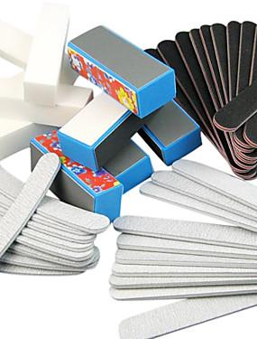 levne Pilníky a pufry-Smirek / Houba na mytí Nail Art Files & Buffers Tlumící bloky Pro Nehet na ruce Nehet na noze Mini styl nail art manikúra pedikúra Jednoduchý
