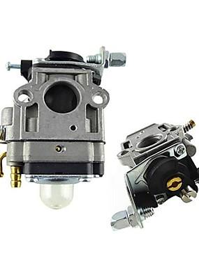 cheap Carburetors-carb carburetor 2 stroke 33- 49cc air cooled engine pocket rocket dirt bike mini quad atv