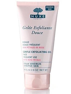 preiswerte Gesicht Grundierung-NUXE Gelee Exfoliante Douce 75ml Gentale Aromatic Gel