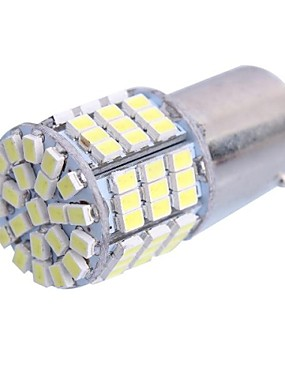 preiswerte Automobil-SO.K 1 Stück BA15S (1156) Leuchtbirnen 3 W LED High Performance 500 lm 85 LED Rücklicht For Universal