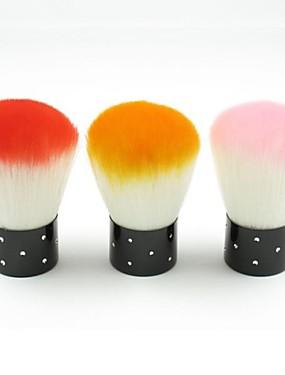 voordelige Nagelborstels-Synthetisch haar / Alumiiniseos Nail Art Tool Nail acrylborstel Voor Other Nagel kunst Manicure pedicure Klassiek Dagelijks / Borstels