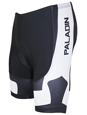 cheap Sports & Outdoors-ILPALADINO Men's Cycling Padded Shorts Bike Shorts Padded Shorts / Chamois Pants Breathable Quick Dry Ultraviolet Resistant Sports Polyester Lycra Green / Black / White / Purple Road Bike Cycling