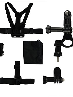 cheap Sports & Outdoors-gopro package 2 for gopro hero 4 2 3 3 4