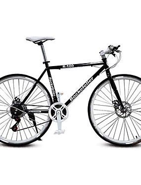cheap Sports & Outdoors-Road Bike Cycling 21 Speed 26 Inch / 700CC SHIMANO TX30 Double Disc Brake Ordinary Monocoque Ordinary / Standard Steel / #