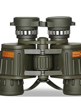 cheap Sports & Outdoors-Mogo 8 X 42 mm Binoculars Waterproof Night Vision in Low Light High Definition Fogproof Camping / Hiking Hunting Fishing PU Leather Rubber / Bird watching