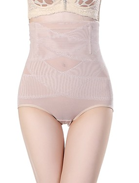cheap Shapewear-High Waist Abdomen Drawing Lift Up Hips Body Shaper Pants Postpartum Bodycare Pants Size L XL XXL