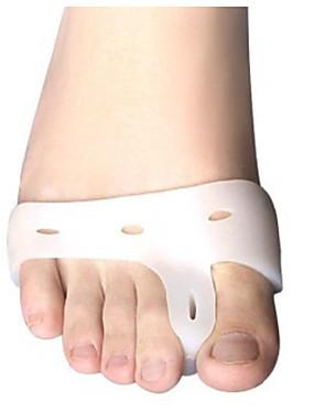 preiswerte Fussmassagegerät-Ganzkörper Fuß Unterstützungen Zehenspreitzer & Bunion Pad Haltungshelfer Kunststoff
