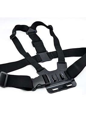 cheap Sports & Outdoors-Chest Harness Straps 1pcs For Action Camera Gopro 5 Xiaomi Camera Gopro 3 Gopro 2 Gopro 3+ Ski / Snowboard Hunting and Fishing SkyDiving Nylon / SJ4000