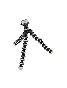 cheap Sports & Outdoors-Tripod Convenient For Action Camera Rollei Action cam 410 Rollei Action cam 420 MEE +3 MEE +5 MEE +2 Universal Plastic / Gopro 5/4/3/3+/2/1 / Gopro 5/4/3/3+/2/1