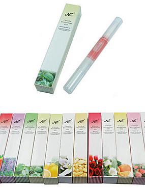 preiswerte Kutikula & Kallus-Entferner-1pcs Nagel gewidmet Pen Nagelnahrungölentfernungsstacheldrahtrand zufällige Farbe