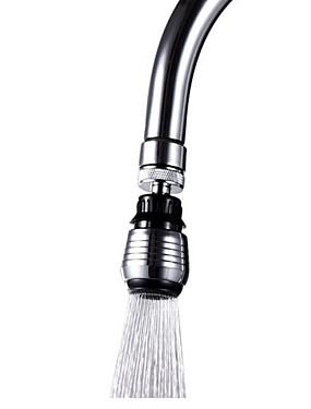 preiswerte Biszu19-Universal kunststoff wasserhahn düse 360 dreh küche wasserhahn duschkopf economizer filter wasserstrom wasserhahn ziehen bad
