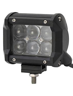 preiswerte Automobil-Auto Leuchtbirnen 30W 3000lm LED Arbeitsscheinwerfer For Universal