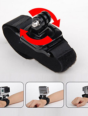 cheap Sports & Outdoors-Straps Wrist Strap Waterproof 1 pcs For Action Camera Gopro 6 All Gopro Gopro 5 Gopro 4 Gopro 4 Session Diving Surfing Ski / Snowboard Plastic Fiber Carbon Aluminium / Gopro 3+ / Gopro 3 / Gopro 2