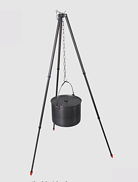 cheap Sports & Outdoors-ALOCS Stands Single Portable Durable for Hard Alumina Outdoor Camping / Hiking Hunting Climbing