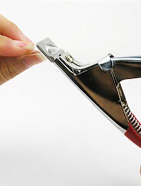 voordelige Nagelscharen & clippers-Roestvast staal Nail Art Tool Voor Waterbestendig Nagel kunst Manicure pedicure Gepersonaliseerde / Klassiek Dagelijks