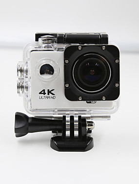 cheap Sports & Outdoors-H9K Sports Action Camera Gopro Gopro & Accessories Outdoor Recreation vlogging Waterproof / WiFi / USB 32 GB 60fps / 30fps / 24fps 12 mp No 2592 x 1944 Pixel / 3264 x 2448 Pixel / 2048 x 1536 Pixel