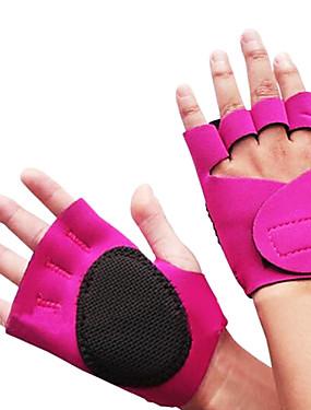 preiswerte Handschuhe zum Laufen-Laufsport Handschuhe Unisex Anti-Rutsch Gummi