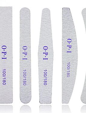 voordelige Nagelvijlen & Buffers-5 stuks Amaril Nail Art Tool Voor Vingernagel Waterbestendig Nagel kunst Manicure pedicure Gepersonaliseerde / Klassiek Dagelijks