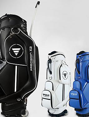 cheap Sports & Outdoors-PGM Golf Cart Bag Waterproof 2 Wheeled Plastic Nylon Fiber Sports & Outdoor Outdoor Golf