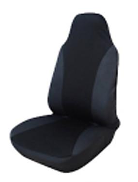 preiswerte Innenraum Autozubehör-Universal-Autositzbezüge vorne hinten Kopfstützen Komplettset Autositzbezug Kissen Stuhlschutz