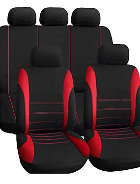 preiswerte Innenraum Autozubehör-autositzbezüge innenausstattung airbag kompatibler autoyouth sitzbezug für lada volkswagen rot blau grau sitzschutz