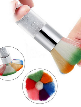 voordelige Nagelborstels-Stofborstels Voor Noviteit Nagel kunst Manicure pedicure Klassiek / leuke Style Dagelijks