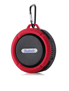 cheap Outdoor Speakers-Outdoor Shower waterproof water resistant Mini Portable Bult-in mic Bluetooth 2.1 Wireless bluetooth speaker Black Orange Red Green Blue