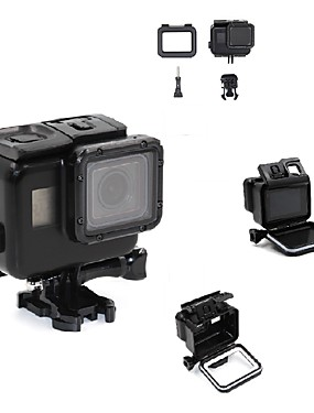 cheap Sports & Outdoors-Waterproof Housing Case 1 set For Action Camera Gopro 5 Surfing Ski / Snowboard SkyDiving