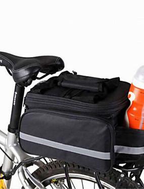 cheap Sports & Outdoors-WEST BIKING® 20 L Bike Panniers Bag Bike Rack Bag Multifunctional Adjustable Large Capacity Bike Bag Nylon Bicycle Bag Cycle Bag Cycling / Bike / Waterproof